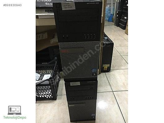 Dell / DELL OPTIPLEX 990 İ7-2600 İŞLEMCİ/4GB DDR3 RAM WİN7 LİSANSLI