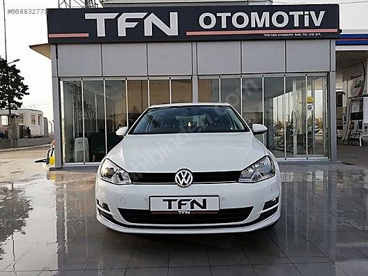 Volkswagen Golf 16 Tdi Bluemotion Comfortline Tfn Otomotiv