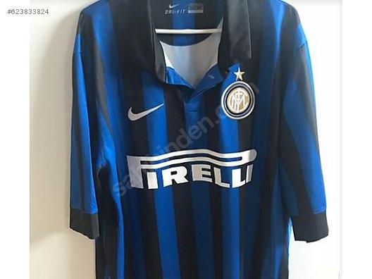 low priced de16f 7eaed Inter Milan Nike 2011-2012 Sezonu Forması at sahibinden ...