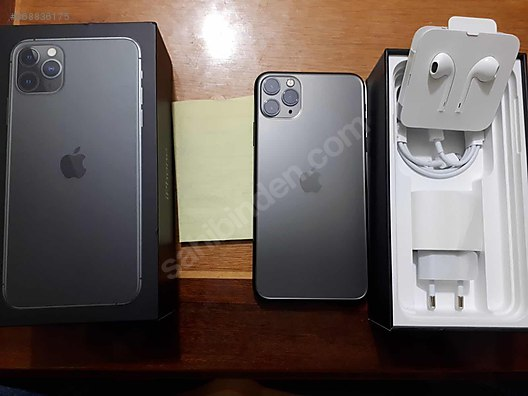 iphone 11 pro ikinci el