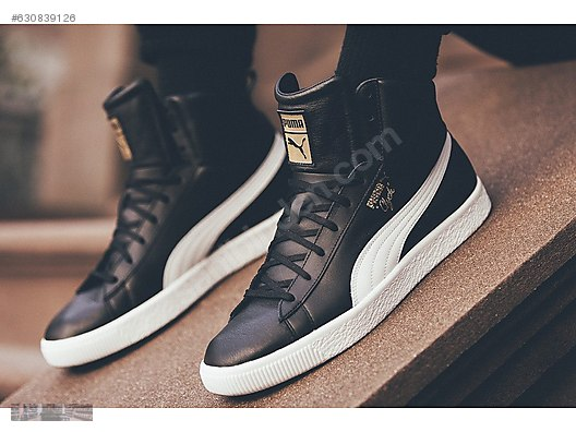the latest 4c176 a71ef Athletic & Outdoor / PUMA CLYDE MID CORE FOIL LEATHER ...