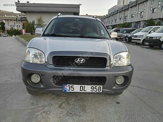 Hyundai Santa Fe 2 7 V6 2002 Hyundai 2 7 Lpg Li Santa Fe