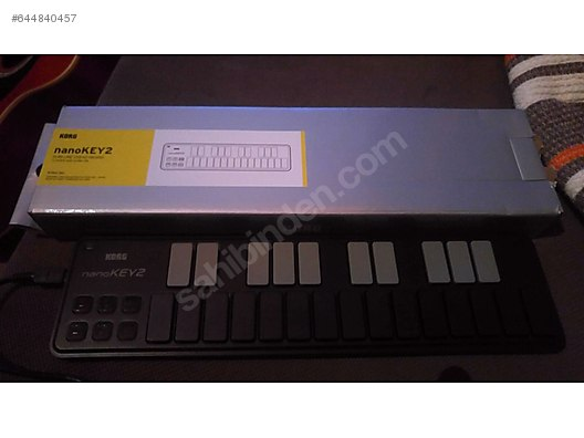 korg nanokey 2 at sahibinden com - 644840457