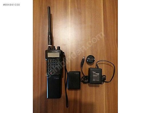 ICOM IC-W2A DUAL BAND FM TRANSCEIVER TELSİZ at sahibinden com