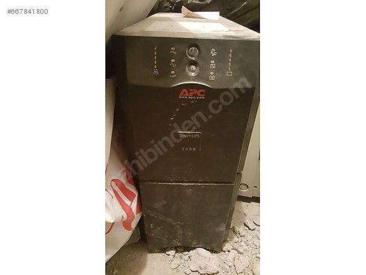 APC smart-ups 3000 at sahibinden com - 667841800