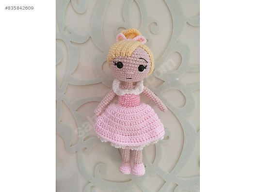 Amigurumi Crochet Pamuk Prenses Free Pattern Yapılışı   Amigurumi ...   396x528