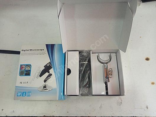 Usb mİkroskop sifir kutusunda alışveriş :: sıfır İkinci el