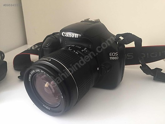 DSLR / Canon / EOS 1100D (Rebel T3) / Canon 1100D+18