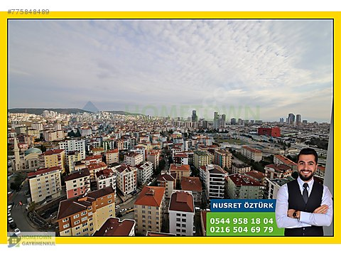DENİZ VE ADALAR MANZARA AC MOMENT İSTANBUL'DA SATILIK...