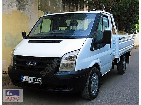 2013 Ford TRANSİT 330s 100000km de HATASIZ temiz...
