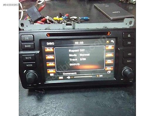 Car Multimedia / BMW DYNAVIN E46 Navigasyon at