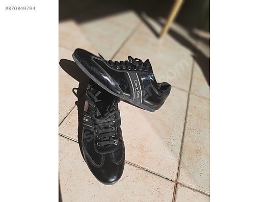 calvin klein orjinal erkek ayakkabi