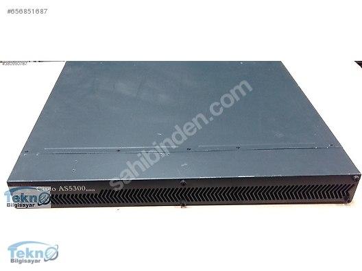 Cisco AS5350XM Universal Gateway (STOK NO  D17) at