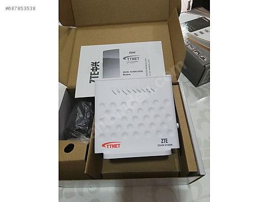 ZXHN H108N | ZTE Modem at sahibinden com - 687853538