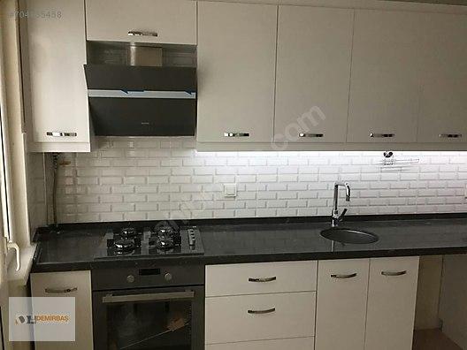 Kitchen Cabinet Ayni Gun Icinde Dolap Ve Tezga Montaji