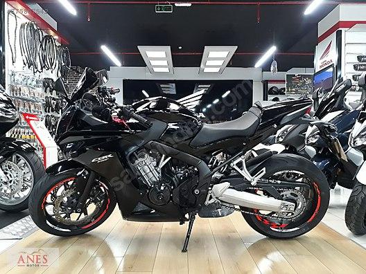Honda Cbr 650 F 2016 Model Super Sport Motor Motosiklet