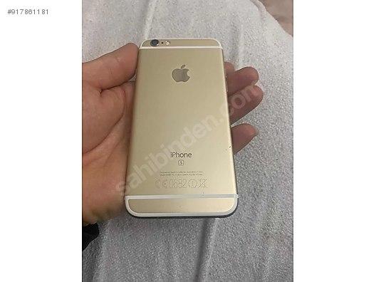 iphone 6s 64 gb kutulu ilk gelen alir
