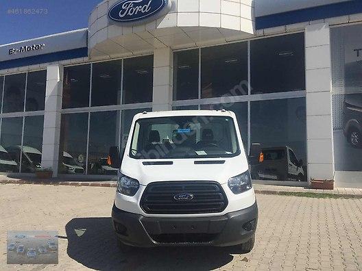 Ford Trucks Transit 470 Model 123900 Tl Galeriden Satılık Sıfır
