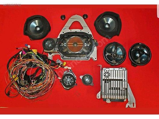 Complete Systems / MERCEDES W204 C SERİSİ ORJINAL HARMAN