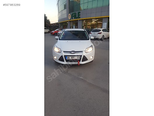 Vehicles Cars Ford Focus   Tdci Trend