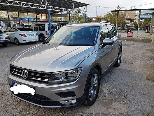 2016 Volkswagen Suv >> 2016 Volkswagen Tiguan 1 6 Tdi 145 000 Tl Sahibinden Satilik Ikinci