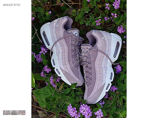 low priced 1c3e8 27526 NIKE WMNS AIR MAX 95 PREMIUM PURPLE SMOKE WHITE 807443 502