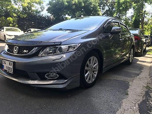 Honda Civic 16i Vtec Eco Elegance Aciliyetten Son Fiyat At