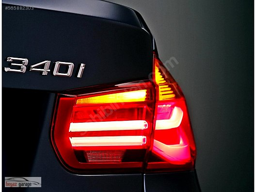 Cars Suvs Electric Bmw F30 Facelift Led Stop Takimi At