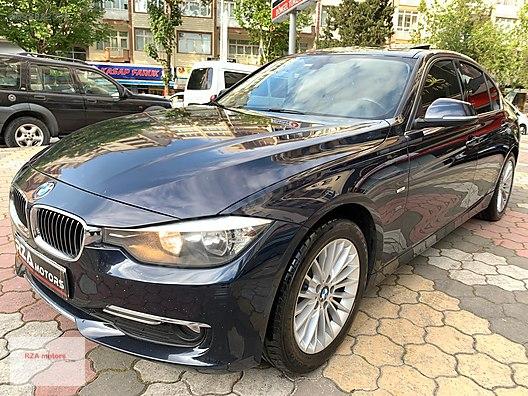 Bmw 3 Series 320d Luxury 2012 Bmw 3 20 Dizel Luxury Sunroof