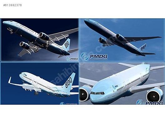 Microsoft Flight Simulator X Full Uçak Eklenti Paketi at