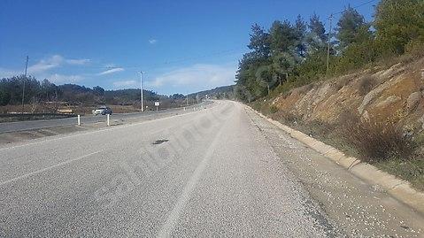 Milas Marmaris Yoluna 150 mt mesafede YARI FİYATINA...