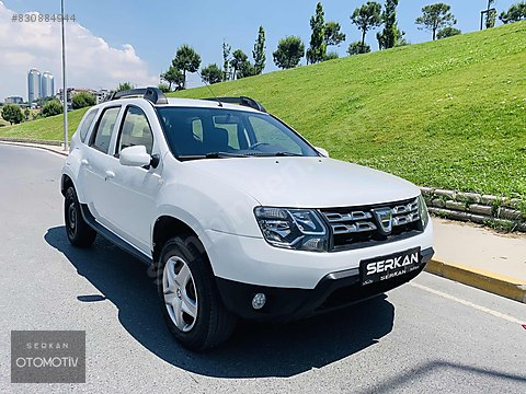 **** 4X2 DUSTER 1,5DCI ****