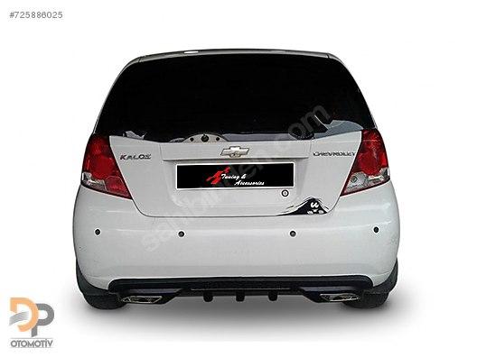 Cars & SUVs / Exterior Accessories / Chevrolet Kalos 2002 2007