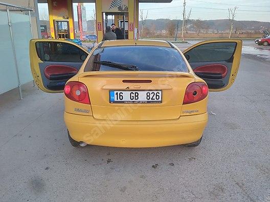 renault megane 1 6 coupe