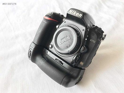 Nikon D750 Battery Grip tertemiz at sahibinden com