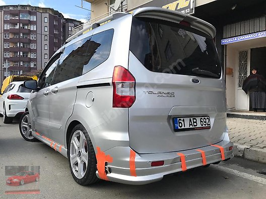 Cars Suvs Exterior Accessories Ford Tourneo Courier Spoiler