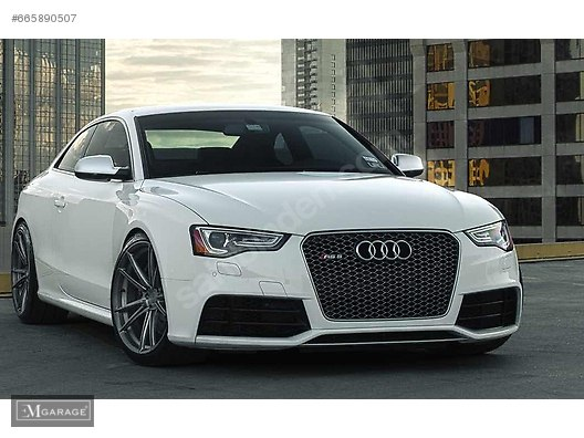 Cars Suvs Exterior Accessories Audi A5 B8 2012 2015 Rs5 On