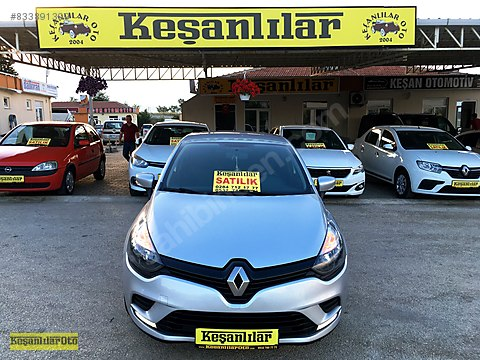 YENİ KASA 2016 MODEL RENAULT CLİO IV JOY 107,000...