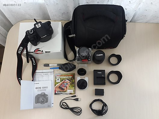 DSLR / Canon / EOS 1200D (Rebel T5) / Canon EOS 1200D Body