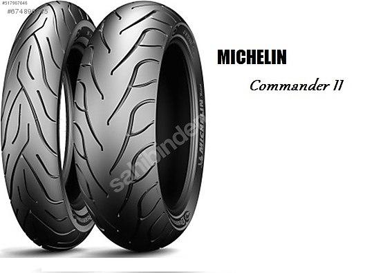Tires Michelin Commander Ii 240 40 R18 Arka Lastik At
