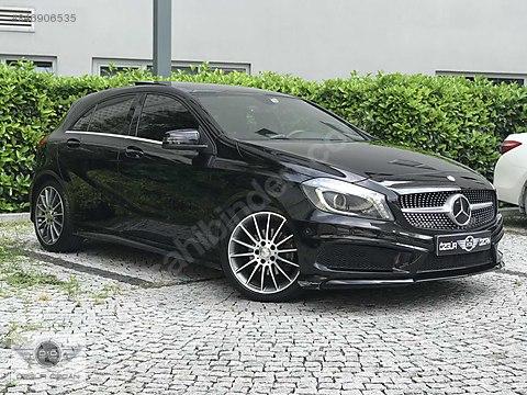 2015 Mercedes A 180 AMG Spot 35.000 KM
