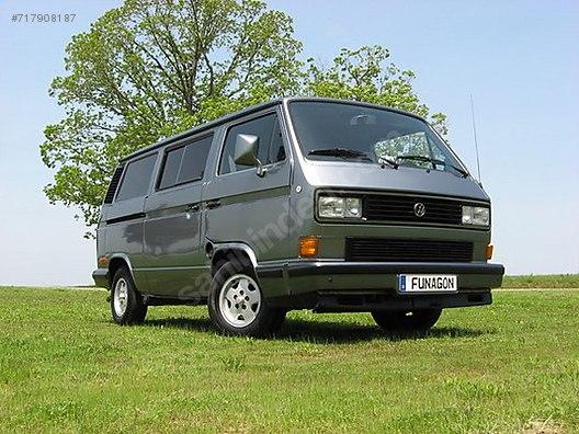Minivans & Vans / Electric / VW T3 Klima Uzun tip Vanagon