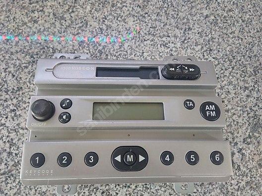 Music Player / Ford Fiesta 2004 Orjinal Teyp at sahibinden com