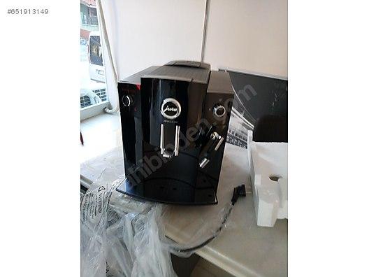 Yari Fiyatina Isvicre Kalitesi Jura Impressa C60 Kahve Makinesi At