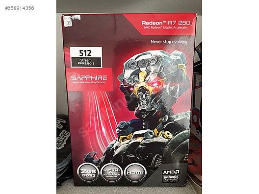 AMD RADEON R7 250 EKRAN KARTI at sahibinden com