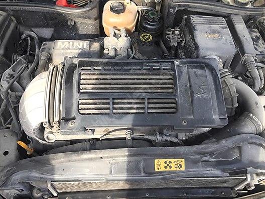 Cars Suvs Engine Mini Cooper S 2006 R53 Komple Motor üçel Oto