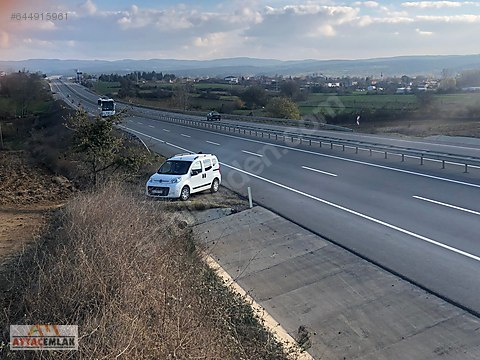 ANAYOLA SIFIR KEŞAN'A 8 KM DÖNÜMÜ 30.000TL