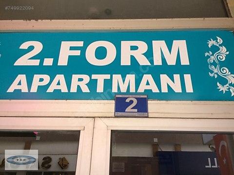 Zaferde 2. Form Apartmanında 4+1