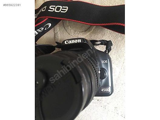 DSLR / Canon / EOS 450D (Rebel XSi) / Canon 450D at
