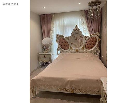 siraz mobilya klasik yatak odasi takimi